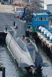 Chantier naval de Kiel Photo stock