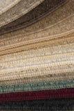 Échantillon de tapis Photo stock