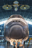 Chantilly-США, VA - 26-ое сентября: Открытие космического летательного аппарата многоразового использования дальше Стоковое Изображение RF