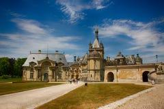 Chantilly (1) Stockfotografie