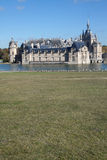 Chantilly Castle Royalty Free Stock Photo