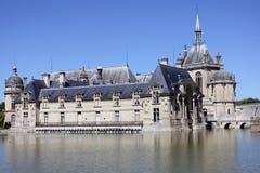 Chantilly-Chateau lizenzfreies stockfoto