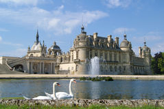 Chantilly, France Royalty Free Stock Images