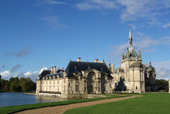Chantilly, Francja obrazy royalty free