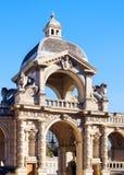 Chantilly kasztelu muzeum obraz royalty free