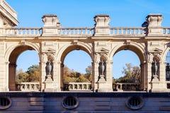 Chantilly kasztelu muzeum zdjęcie royalty free