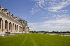 Chantilly Stables Royalty Free Stock Photos
