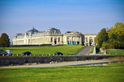 Chantily chateau, France Stock Image