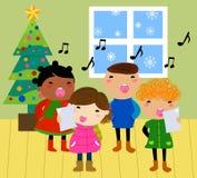 Chants de Noël Image libre de droits