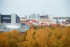 Chanty-Mansijsk Immagini Stock