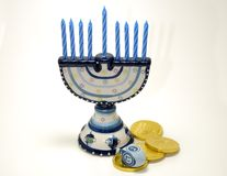 Chanukah royalty free stock photos