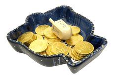 Chanukah imagens de stock royalty free