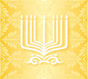 Chanukah royalty illustrazione gratis