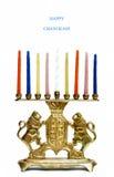 Chanukah no. 4 Imagem de Stock Royalty Free