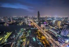 Chao Река Phraya Бангкок Стоковые Изображения RF