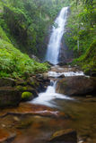 Chao Doi Waterfall Royaltyfri Fotografi