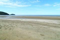 Chao Lao Beach at chanthaburi Stock Image