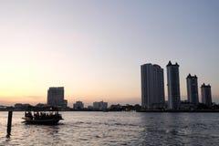 Chao Phraya Photographie stock libre de droits