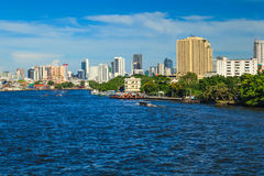 Chao Phraya River. Stock Photography