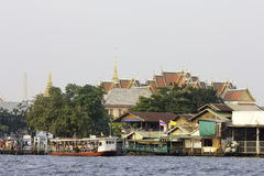 Chao Phraya River, Bangkok Royalty Free Stock Photo