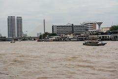 Chao Phraya River Stock Image