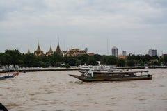 Chao Phraya River Royalty Free Stock Photos