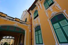 Chao Phya Abhaibhubejhr byggnad Arkivbild