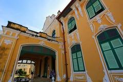 Chao Phya Abhaibhubejhr-Gebäude Stockfoto
