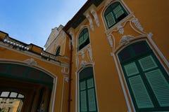 Chao Phya Abhaibhubejhr-Gebäude Stockfotos