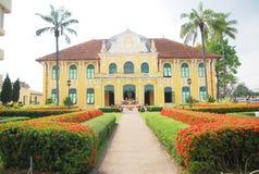 Chao Phya Abhaibhubejhr sjukhus Arkivbild