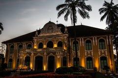 Chao Phya Abhaibhubejhr sjukhus Royaltyfri Bild