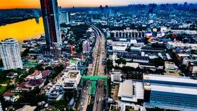 Chao Praya River Bangkok Imagens de Stock