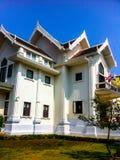 Chao Sam Phraya Museum stock afbeelding