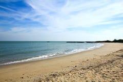 Chao Samran Beach Fotografering för Bildbyråer