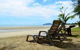 Chaolao plaża, Tajlandia Zdjęcie Royalty Free