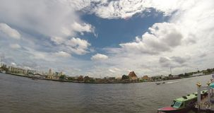 Chaophraya River stock video