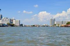 Chaopraya Fluss Lizenzfreie Stockbilder