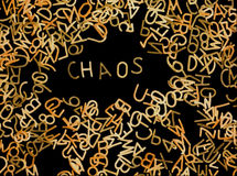Chaos Images stock