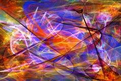 Chaos Photo libre de droits