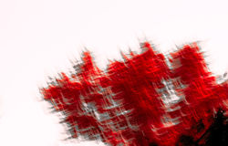 Chaos abstrait Photographie stock