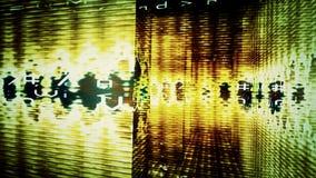 Chaos 0313 de données numériques Images libres de droits