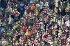 Chaos de Noël Photographie stock libre de droits