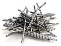 Chaos en métal image stock