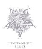 chaos métamorphose illustration de vecteur