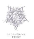 chaos metamorphose vektor abbildung