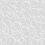 Chaos polygon seamless pattern. Abstract background. Royalty Free Stock Images