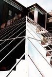 Chaos und Harmonie von Linien Stockfotografie