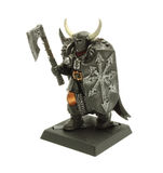 Chaos warrior Stock Photo