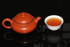 Chaoshan kunfu茶 免版税图库摄影