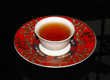 Chaoshan kunfu tea Royalty Free Stock Image